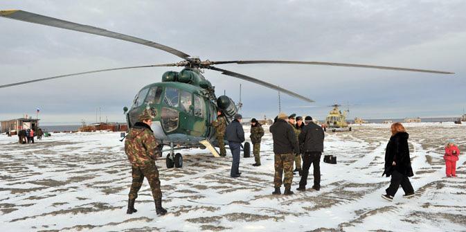 ロシア連邦国防省は来年、北極に軍を配備する=PhotoXPress撮影