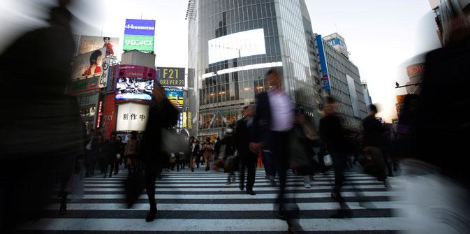 東京の映画観賞券は世界でもっとも高額で、平均18.27ドル=Getty Images/Fotobank撮影