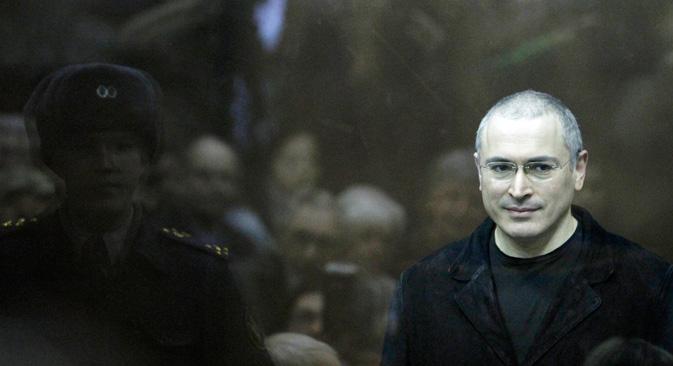 Beobachter glauben, dass die Freilassung Chodorkowskis nur positiv für Russland sein kann. Foto: Reuters