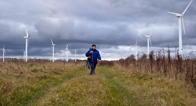プロジェクトの費用は160億ルーブル(約480億円)。専門家らは、この発電所がアルハンゲリスク州の環境問題と電力問題を解決すると確信している。 =タス通信撮影