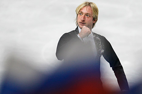As he spent most of last year injured, Plushenko's Olympic dream appeared dead. But then came a return. Source: AP