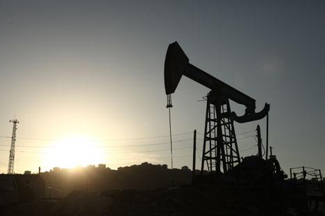 イギリス系大手石油会社「BP」のアナリストは、シェール・オイルの採掘において、ロシアが上位に浮上すると予測=タス通信撮影