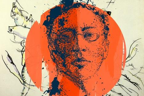 最も有名なロシアの画家の一人で抽象主義の創始者であるヴァシリー・カンディンスキー=ナタリア・ミハイレンコ