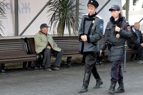 ロシア通信撮影