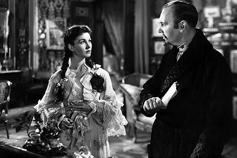 「アンナ・カレーニナ」、1948年=写真提供:Ralph Richardson / Legion Media