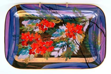 「庭園の夢:ウラジーミル・ヤスネツォフの磁器」展=プレス・フォト