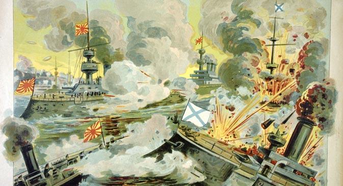 伝説の巡洋艦ヴァリャーグ