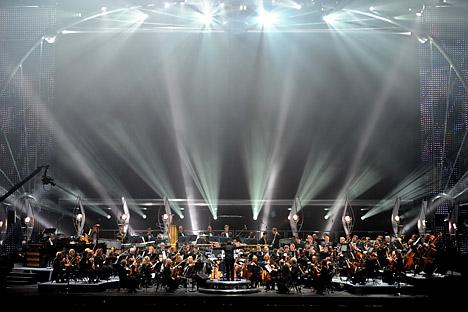 第5回ムスチスラフ・ロストロポーヴィチ国際音楽祭=写真:RexFeatures/Fotodom