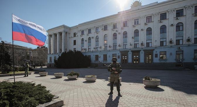 セルゲイ・サヴォスティアノフ撮影/ロシースカヤ・ガゼタ紙