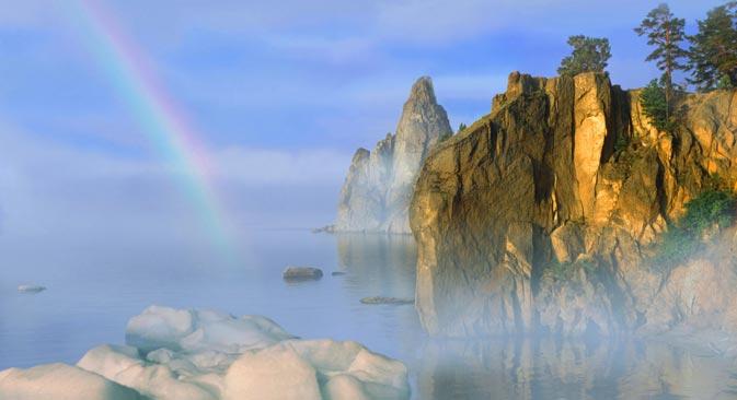 バイカル湖=Alamy/Legion Media撮影
