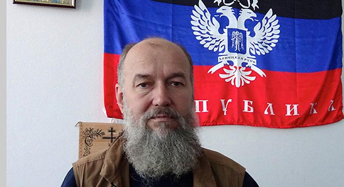 ウラジーミル・マコヴィチ氏=セルゲイ・マスレンニコフ撮影/ロシア新聞