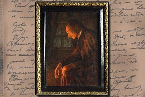『死せる魂』第2巻の失敗とエカチェリーナの死後、鬱が再発し、ゴーゴリは宗教に救いを求めるようになった。