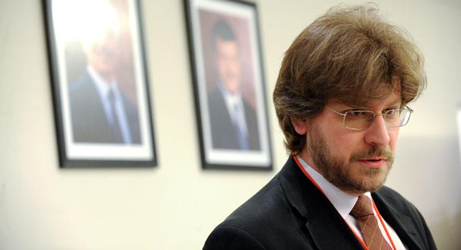 フョードル・ルキヤノフ氏=セルゲイ・ピャチャコフ撮影/ロシア通信