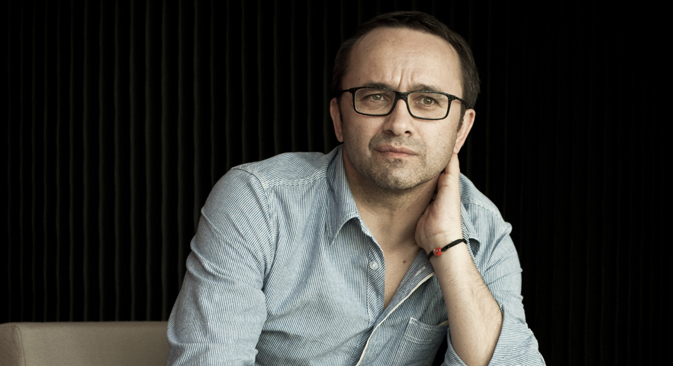 アンドレイ・ズヴャギンツェフ監督=AFP/East News撮影