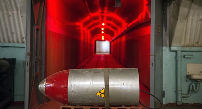 Russland kontrolliert die Sicherheit seiner Atomanlagen selbstständig. Foto: Michail Mokruschin/RIA Novosti