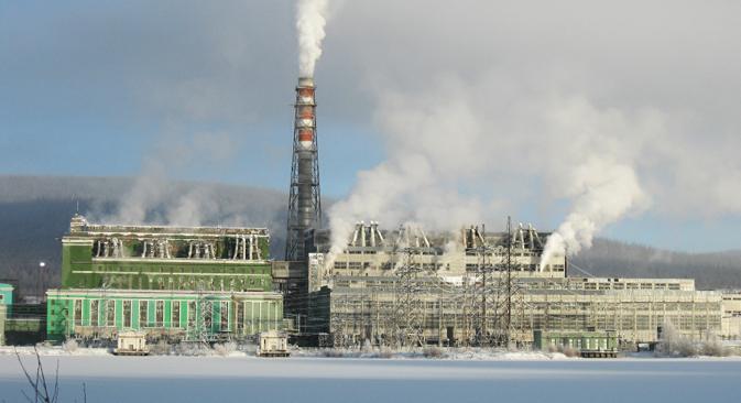 写真提供:「RAO東エネルギー・システム」
