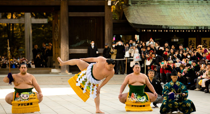 Япония е една от най-загадъчните страни на света, 27% от руснаците изпитват към тази страна явен интерес.