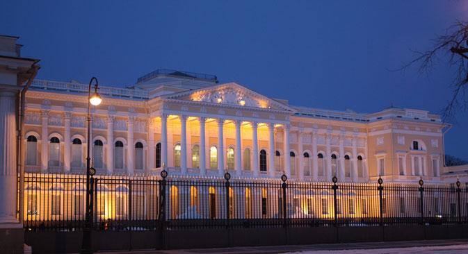 ロシア美術館