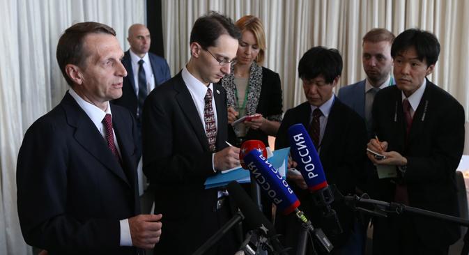 コンスタンチン・ザヴラージン撮影/ロシア新聞