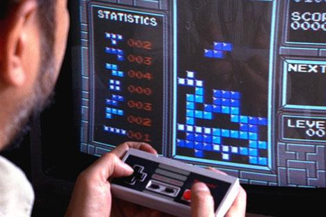 Tetris eroberte nicht nur die Sowjetunion, sondern auch die ganze Welt.