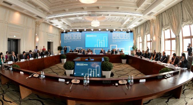 写真提供:BRICS 2015
