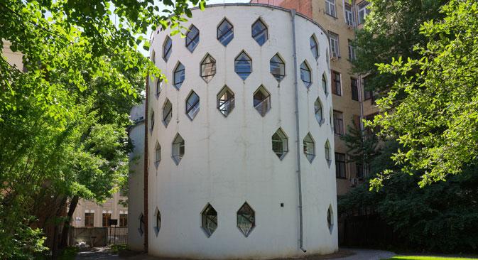 建築家クズネツォフの家=Lori/Legion Media撮影