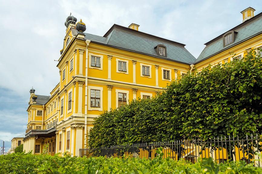 palacios de san petersburgo. Lori/Legion-Media