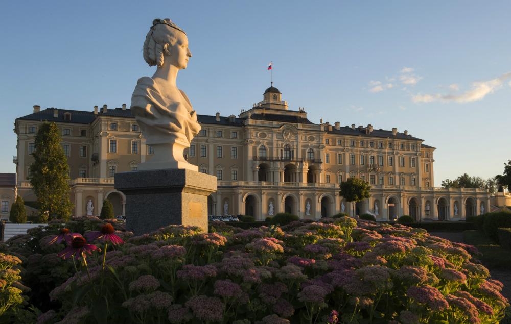The Konstantinovsky Palace in Strelna
