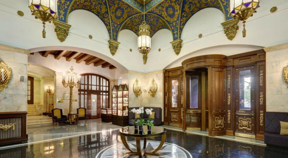 写真提供:レニングラード・ホテル