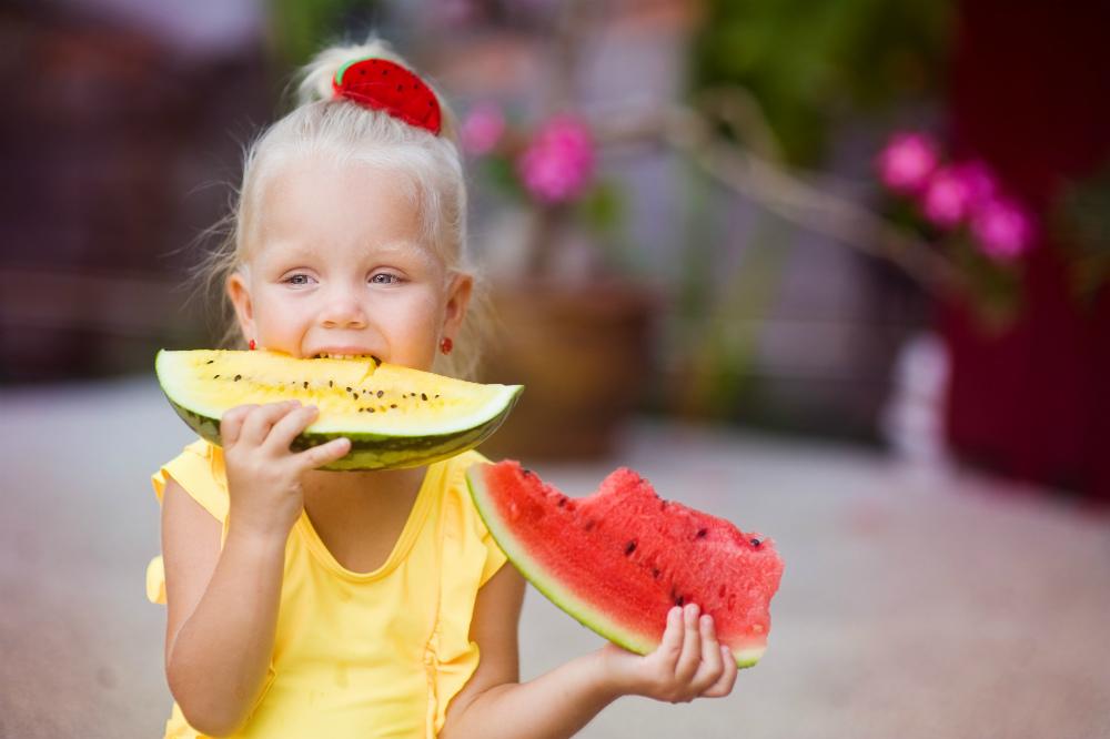 I meloni di Astrakhan sono tra i più rinomati.