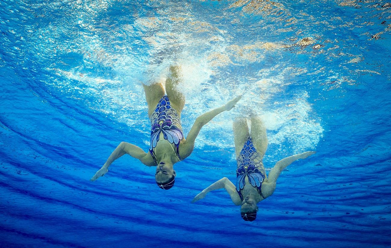 Svetlana Romashina ha inoltre vinto 18 ori ai Mondiali e 10 agli Europei. Natalia Ischenko invece è 19 volte campionessa ai Mondiali di nuoto e 12 volte campionessa agli Europei