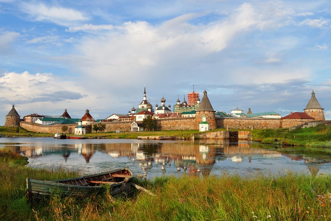 ソロヴェツキー修道院