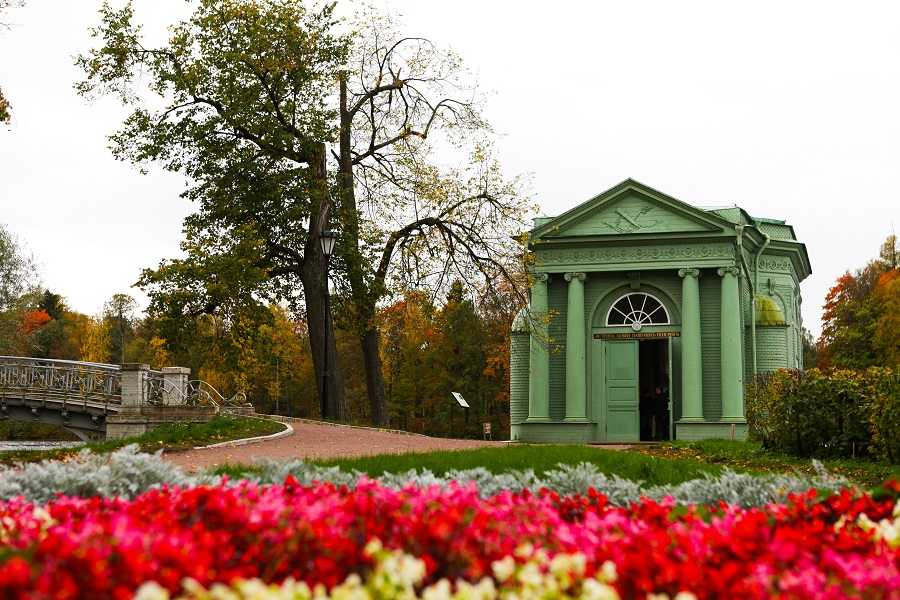 Parks of Gatchina