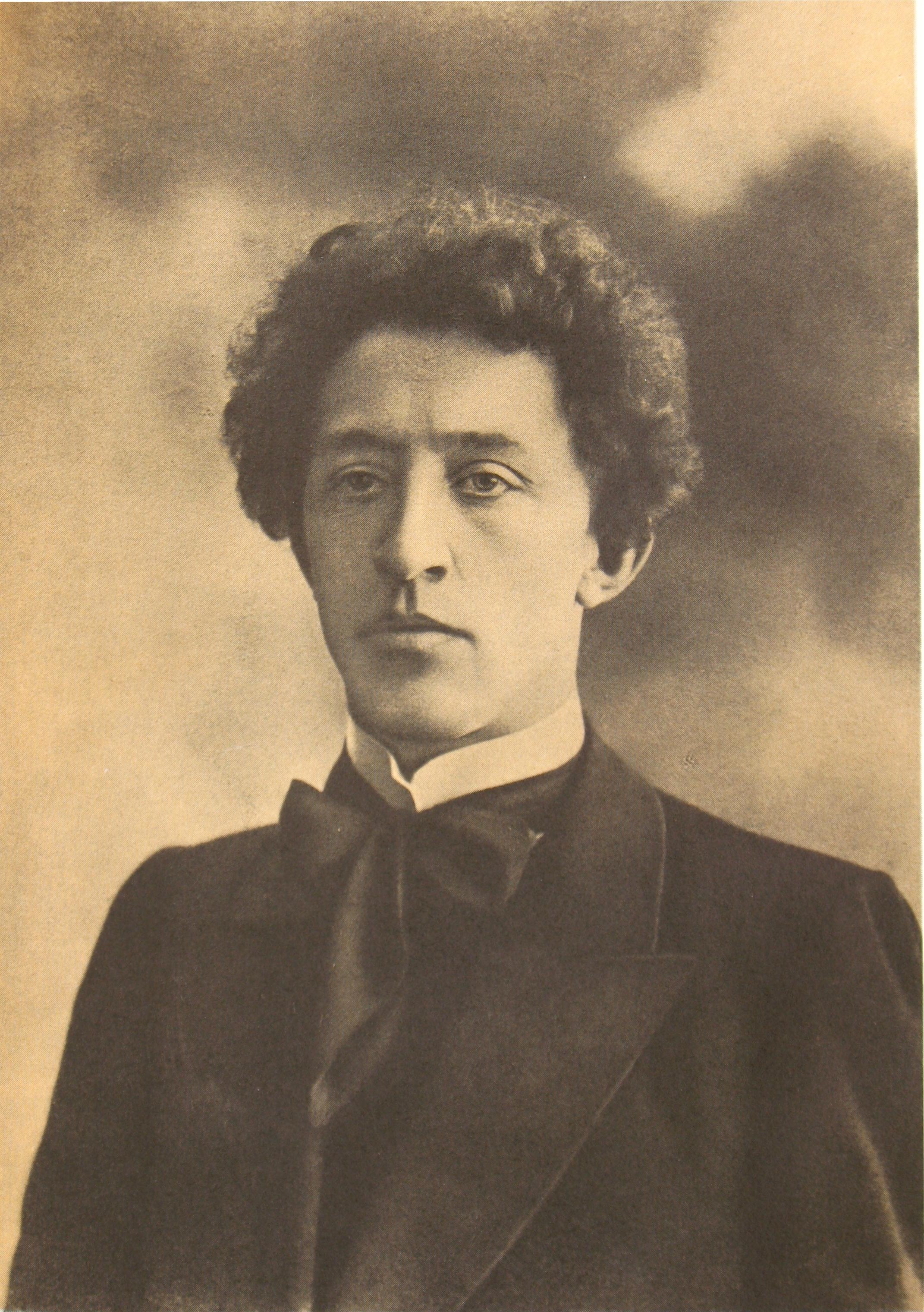 Alexander Blok / wikipedia