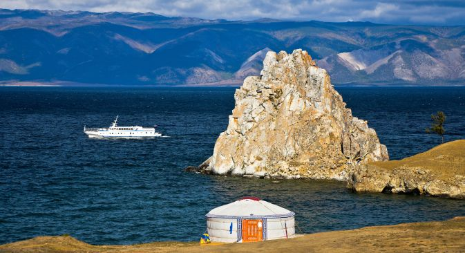 The annual Baikal Dialogue forum is a platform used to discuss economic cooperation and environment security of Russia's Siberia and the Far East, and countries of the Asia Pacific region.