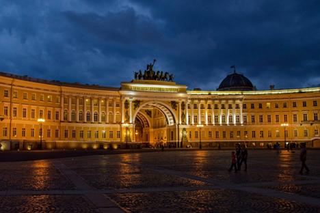 """Cidade considerada """"capital cultural da Rússia"""" recebe evento à altura"""