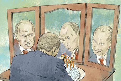 Автор на карикатурата: Наталија Михајленко.