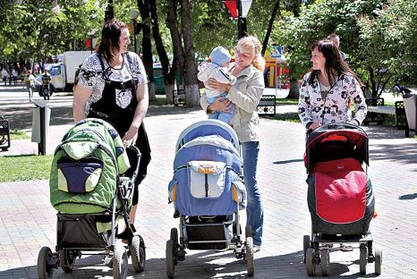 И Русија и Белорусија на почетокот на 2000 г. ја прогласија демографијата за еден од приоритетните правци на внатрешната политика. Извор: БЕЛТА.
