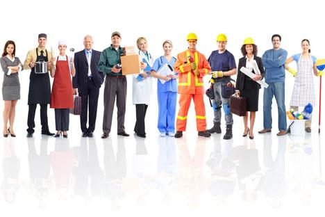 Во декември стапката на невработеност забележа пораст од 4.17 отсто. Извор: PhotoXPress.