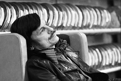 Режисерот Андреј Тарковски (1979). Извор: Соловјов/РИА Новости.