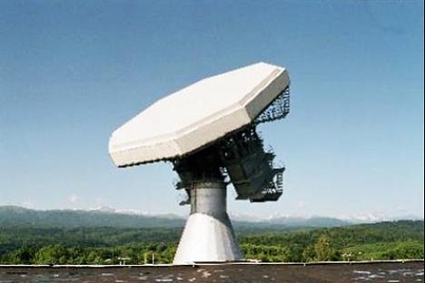 "Модернизирани противсателитски комплекс ""Крона"". Извор: rtisystems.ru."