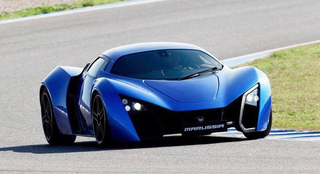 """Автомобил """"Марусја"""". Извор: Press Photo."""