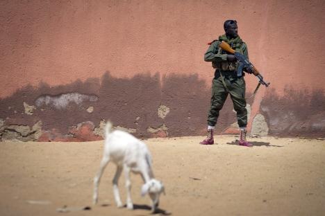 Во септември минатата година беше потпишан договор за испорака на три илјади автомати Калашников во Мали, 300 митралези и муниција за нив во вкупна вредност од 12 милиони американски долари. Извор: AFP / East News.