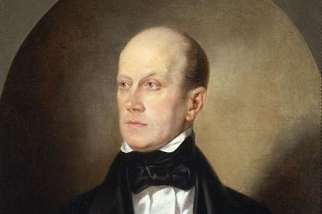 П. Ј. Чаадајев (1794 – 1856). Слободен извор