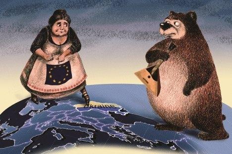 Карикатура: Игор Демковски