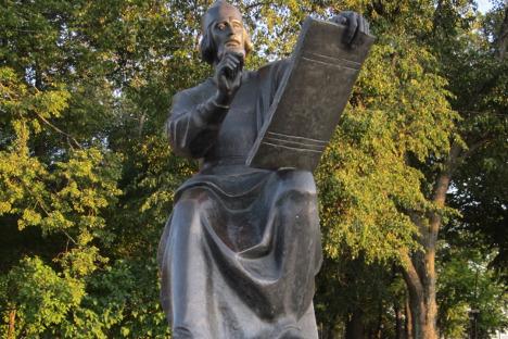 Споменик на Андреј Рубљов во Владимир. Фотографија: Petr Adam Dohnálek