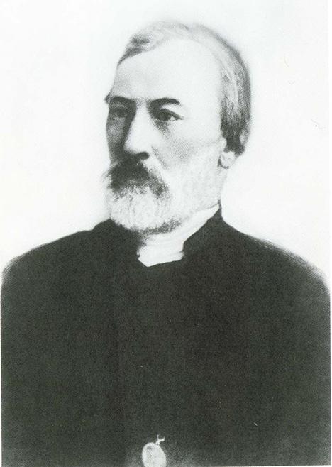 Константин Н. Леонтјев (1831-1891). Фотографија од слободни извори