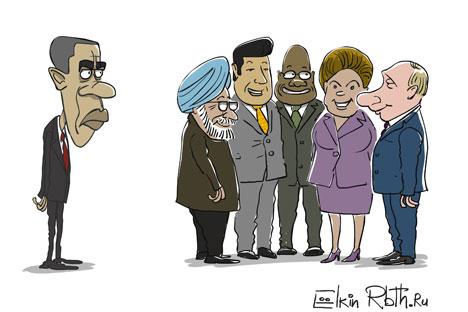 Карикатура: Сергеј Јолкин