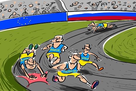 Карикатура: Алексеј Јорш