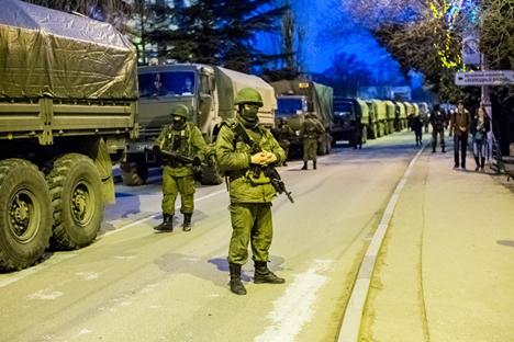 Руските политиколози сметаат дека понатамошниот развој на настаните во Украина во голема мера зависат од сегашното раководство во Киев, односно од тоа дали тоа ќе ја сфати пораката на Русија или ќе сака и понатаму да ја заострува ситуацијата. Извор: РИА Новости.